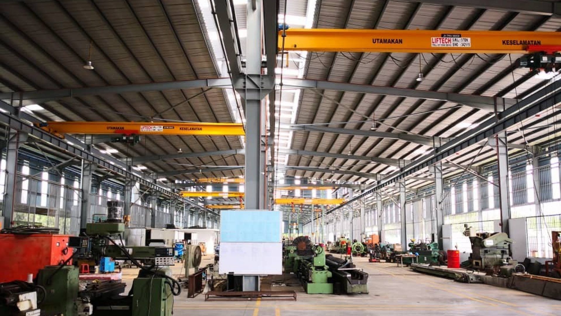 Nusajaya Factory For Rent (PTR-36)