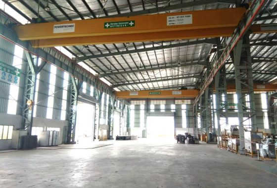 Overhead Crane Archives - Page 2 of 4 - Johor Factory Malaysia Industry