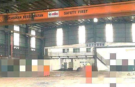 Johor Factory Malaysia Industry BT-PTR-8-PASIR-GUDANG-–44K-BUA-overhead-crane-1-560x363 卸货区 Loading Bay