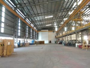 Johor Factory Malaysia Industry SILC-Nusajaya-for-rent-for-sell-ptr-125-factory-1-300x225 Nusajaya Detached Factory with 12 units Overhead Crane & 1000 Amp For Rent (PTR-125)