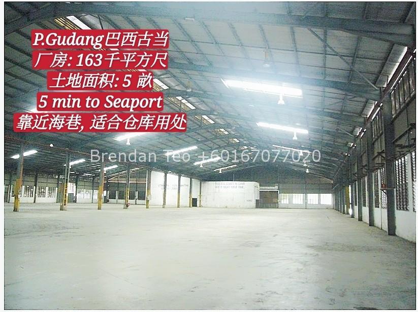 Johor Factory Malaysia Industry Screenshot_20200725-150032_Dropbox_mh1595661450248 3 Block Warehouse at Pasir Gudang with 11 meter Height For Rent (PTR-110)