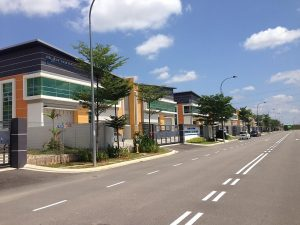 Johor Factory Malaysia Industry i-park-indahpura-kulai-for-rent-ptr-114-factory-1-300x225 I-Park Indahpura Semi-Detached Factory For Rent (PTR-114)