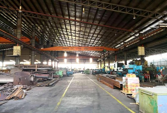 Johor Factory Malaysia Industry senai-factory-for-sell-ptr-126-overhead-crane-2-560x380 出租 For Rent