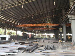 Johor Factory Malaysia Industry senai-factory-for-sell-ptr-126-overhead-crane-3-300x225 Senai Open Shade Factory with 6 units Overhead Crane (PTR-126)