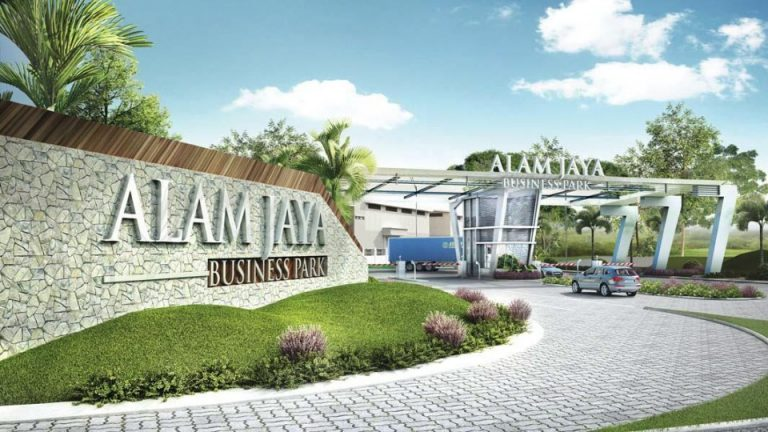 Johor Factory Malaysia Industry Alam-Jaya-Business-Park-768x432 项目 Projects