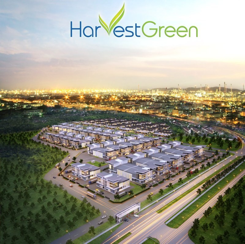 Johor Factory Malaysia Industry HarvestGreen-@-Sime-Darby-Business-Park 主页 Home