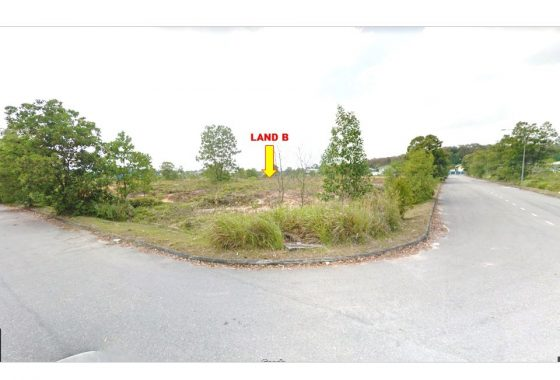 Johor Factory Malaysia Industry senai-land-for-sell-PTR-Land-1-560x380 出售 For Sale