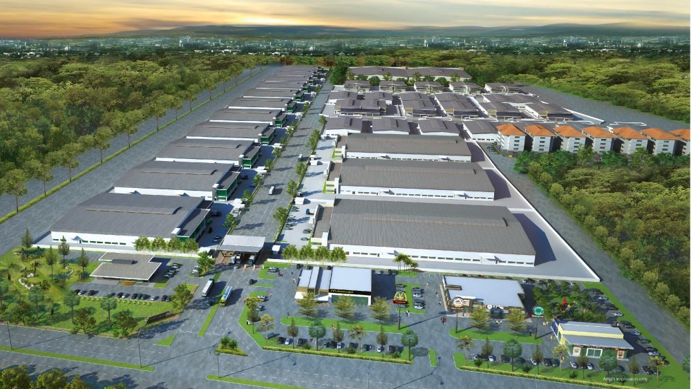 Johor Factory Malaysia Industry I-Park-Indahpura 主页 Home