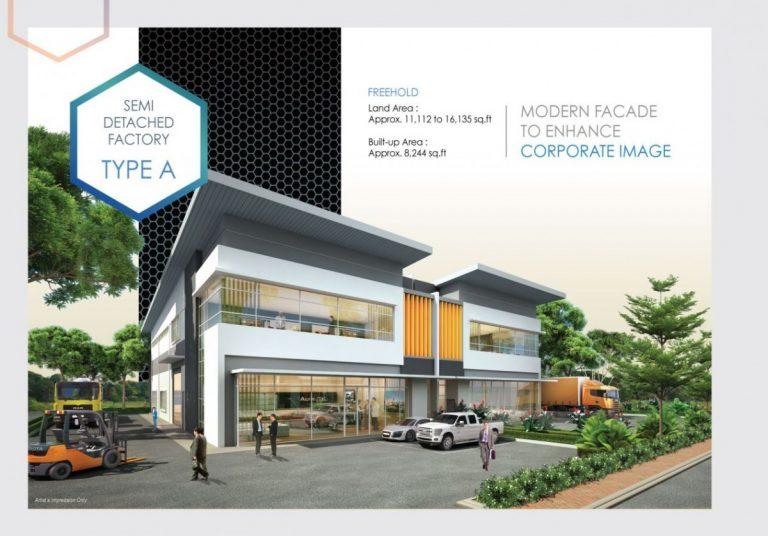 Johor Factory Malaysia Industry Empire-Park-Iskandar-Puteri-12-768x536 Empire Park @ Iskandar Puteri