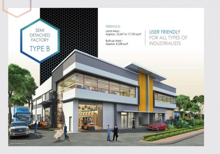 Johor Factory Malaysia Industry Empire-Park-Iskandar-Puteri-14-768x536 Empire Park @ Iskandar Puteri