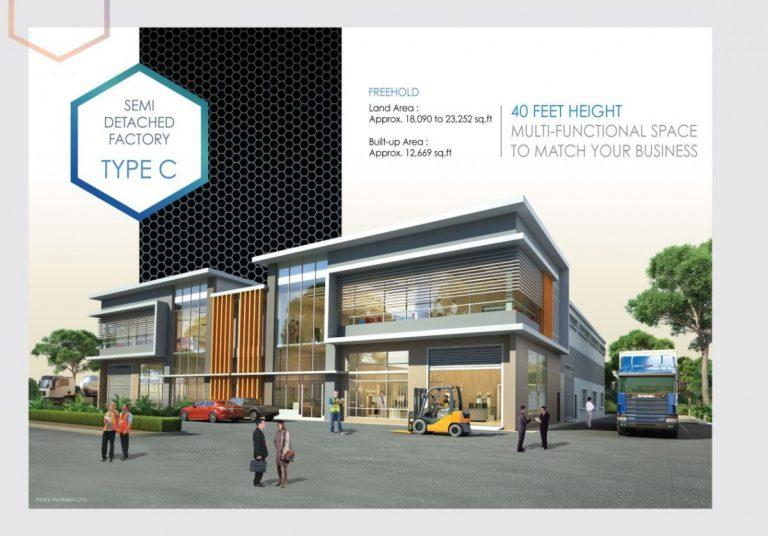 Johor Factory Malaysia Industry Empire-Park-Iskandar-Puteri-16-768x536 Empire Park @ Iskandar Puteri