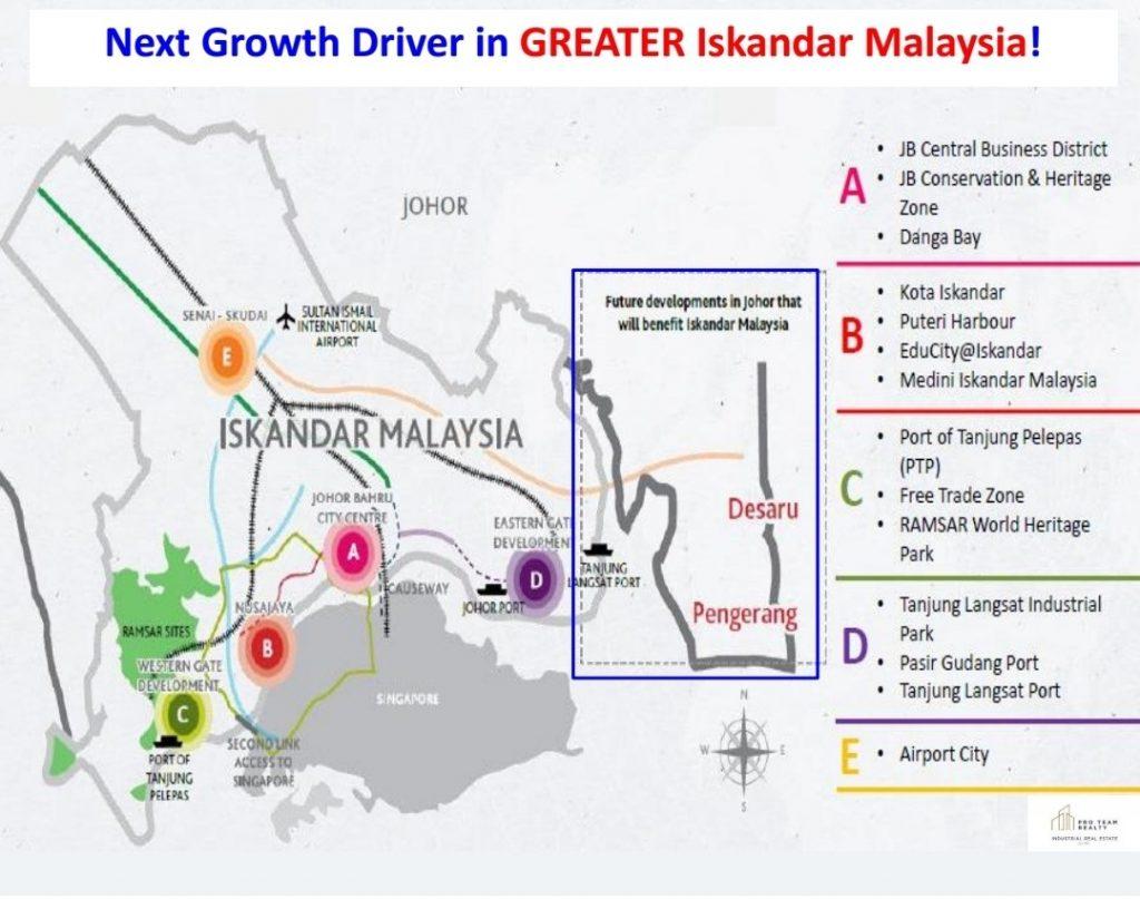 Johor Factory Malaysia Industry Rapid-Town-Centre-Pengerang-Johor-2-1024x807 Rapid City Centre (Pengerang)
