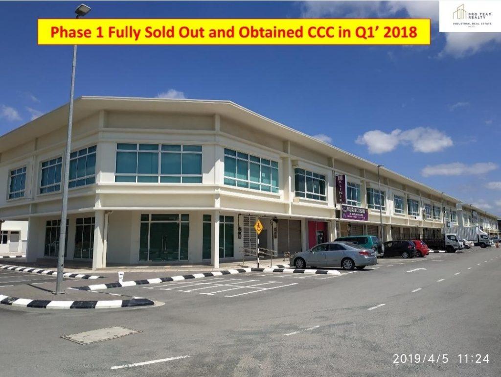Johor Factory Malaysia Industry Rapid-Town-Centre-Pengerang-Johor-4-1024x770 Rapid City Centre (Pengerang)