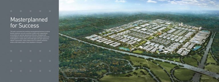 Johor Factory Malaysia Industry nusajaya-techpark-johor-factory-6-768x288 Nusajaya TechPark