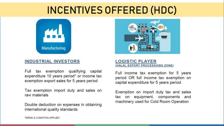 Johor Factory Malaysia Industry Iskandar-Halal-Park-6-768x432 Iskandar Halal Park