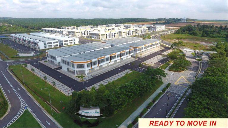 Johor Factory Malaysia Industry Iskandar-Halal-Park-7-768x432 Iskandar Halal Park