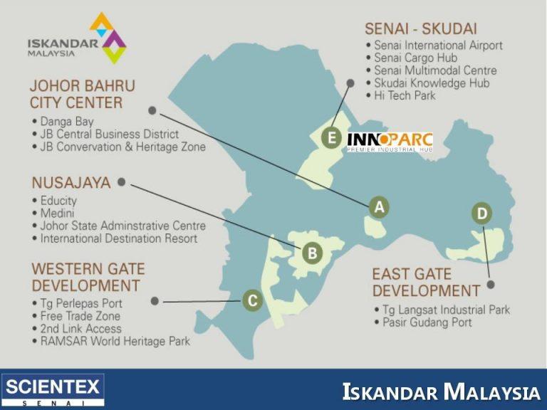 Johor Factory Malaysia Industry innoparc-senai-johor-factory-3-768x576 InnoParc @ Scientex Senai