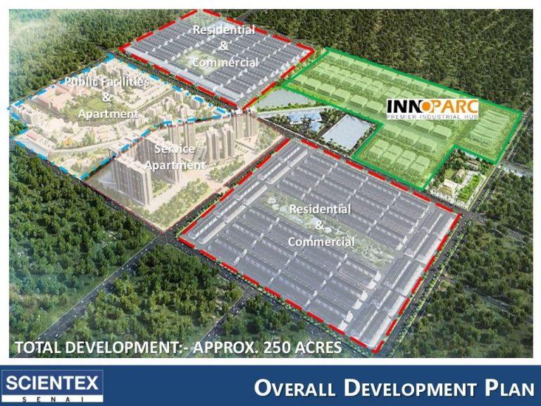 Johor Factory Malaysia Industry innoparc-senai-johor-factory-7-768x576 InnoParc @ Scientex Senai
