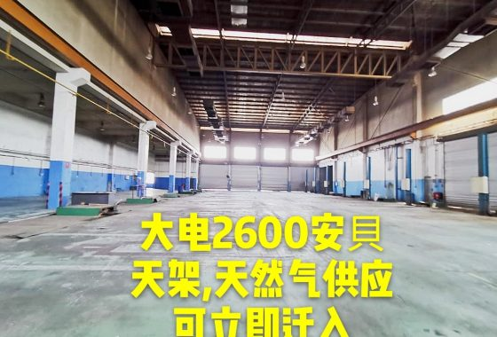 Johor Factory Malaysia Industry IMG-20190802-WA0033_mh1564722419242-560x380 出租 For Rent