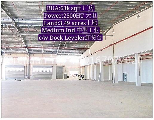 Johor Factory Malaysia Industry Screenshot_20200526-230601_Dropbox_mh1590505967366 Medium Ind. Factory at Senai with HT Power, Extra Land & Dock Leveler (PTR149)