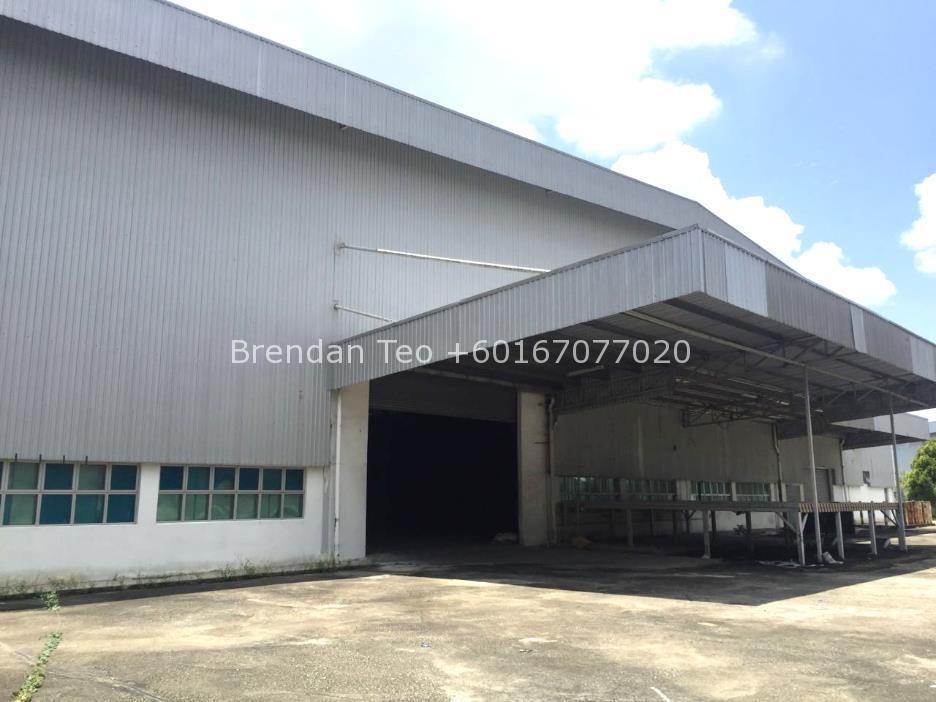 Johor Factory Malaysia Industry img52 PTR15-FACTORY AT NUSAJAYA (300K BUA)