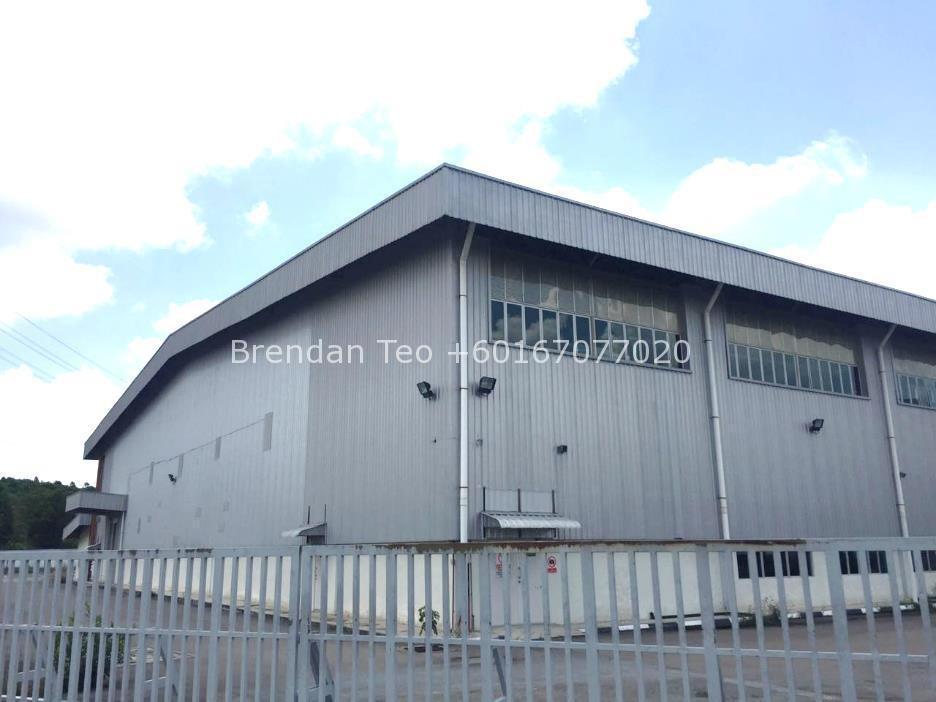 Johor Factory Malaysia Industry img54 PTR15-FACTORY AT NUSAJAYA (300K BUA)