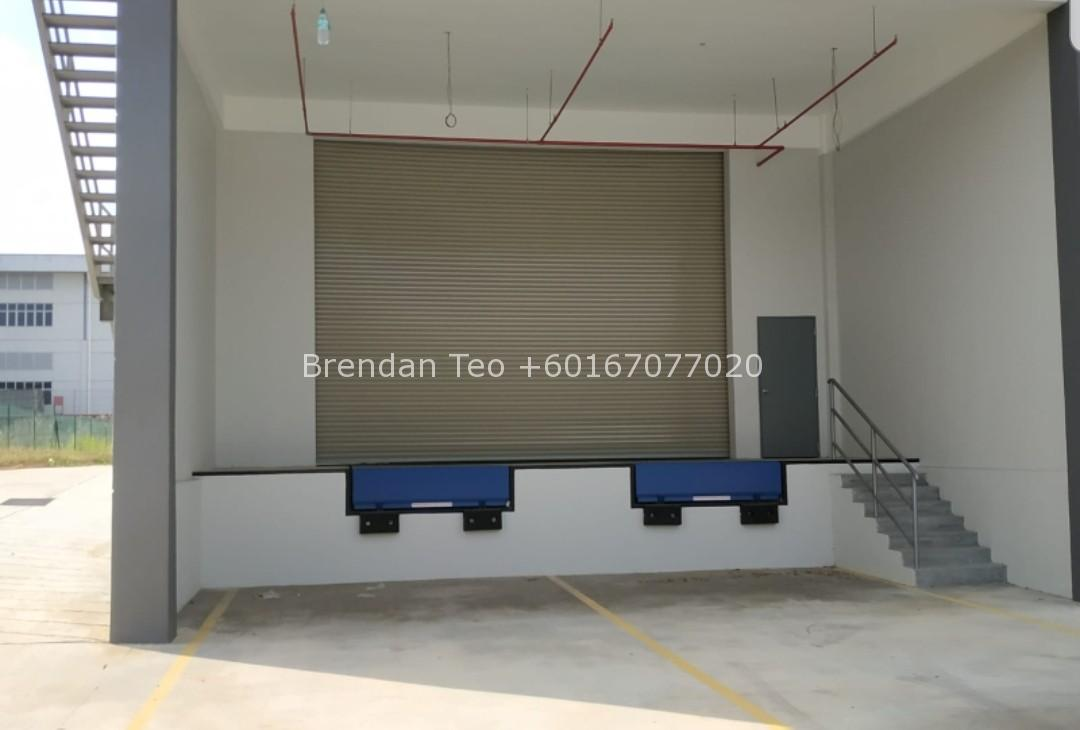 Johor Factory Malaysia Industry tempFileForShare_20190828-132423 Brand New Factory at Kulai,Indahpura Industrial Park with Dock Leveler For Sell (PTR129)