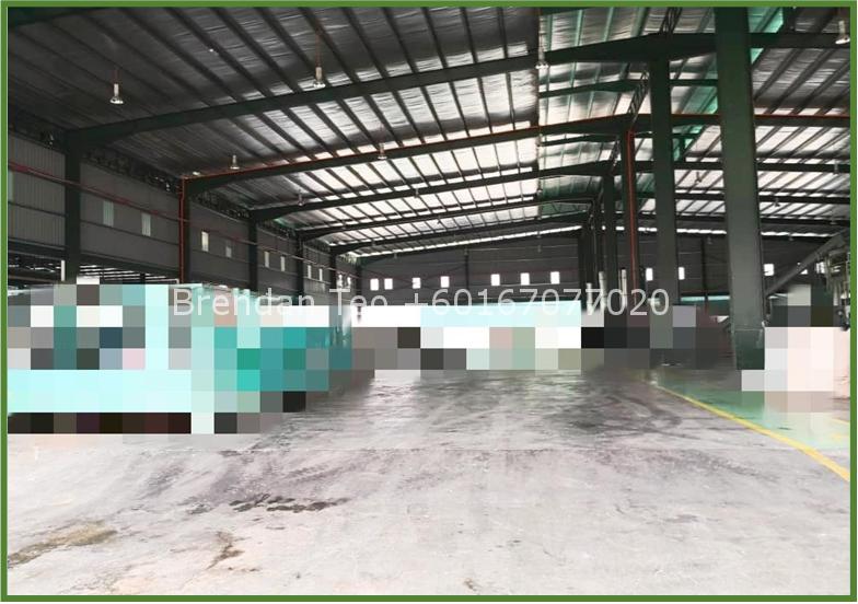 Johor Factory Malaysia Industry factory BT - PTR 25(JOHOR BAHRU) – 150K BUA for Sell