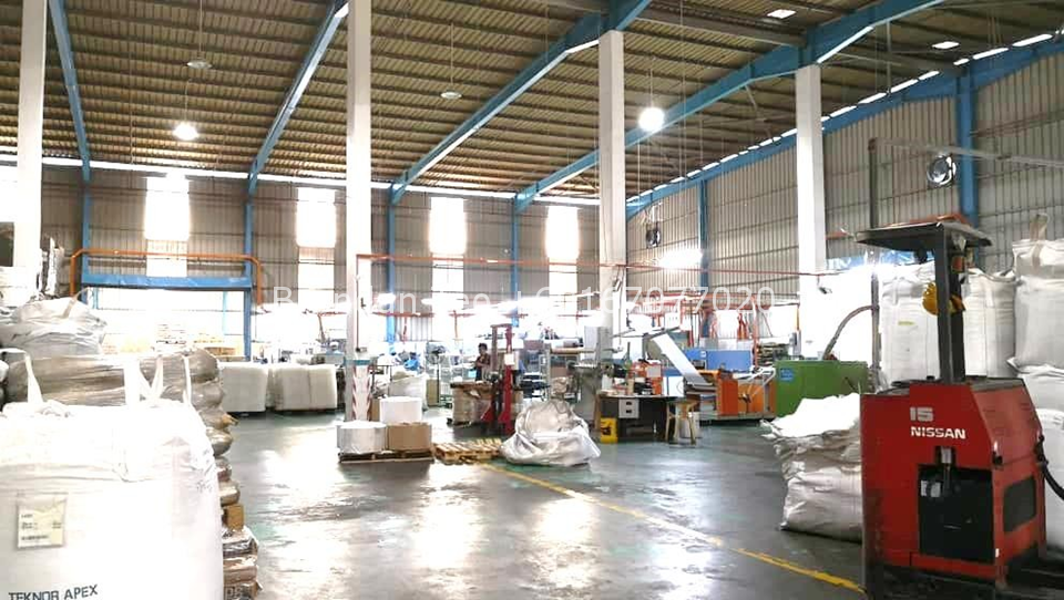 Johor Factory Malaysia Industry 164-2 PTR 164 - factory at senai (30k sf bua) for rent