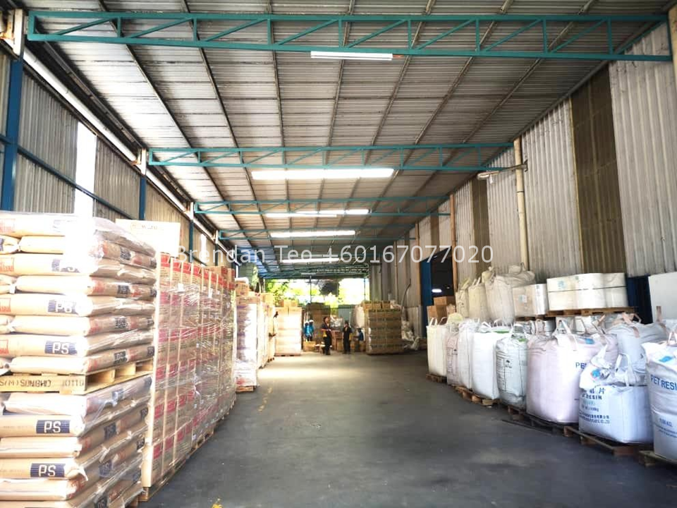 Johor Factory Malaysia Industry 164-3 PTR 164 - factory at senai (30k sf bua) for rent