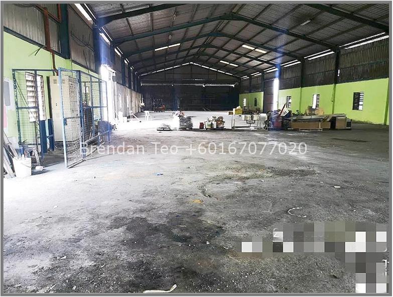 Johor Factory Malaysia Industry ptr-28-1 BT - PTR28 (SENAI) – 16K BUA for Rent