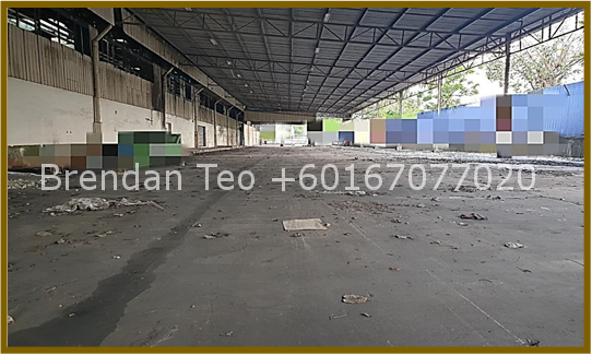 Johor Factory Malaysia Industry ptr-292 BT - PTR 29 (JOHOR BAHRU) – 110K BUA for rent