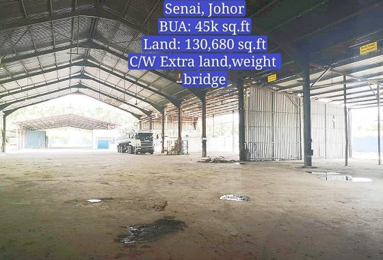 Johor Factory Malaysia Industry IMG-20200217-WA0056_mh1582100117659-1-560x380 出租 For Rent