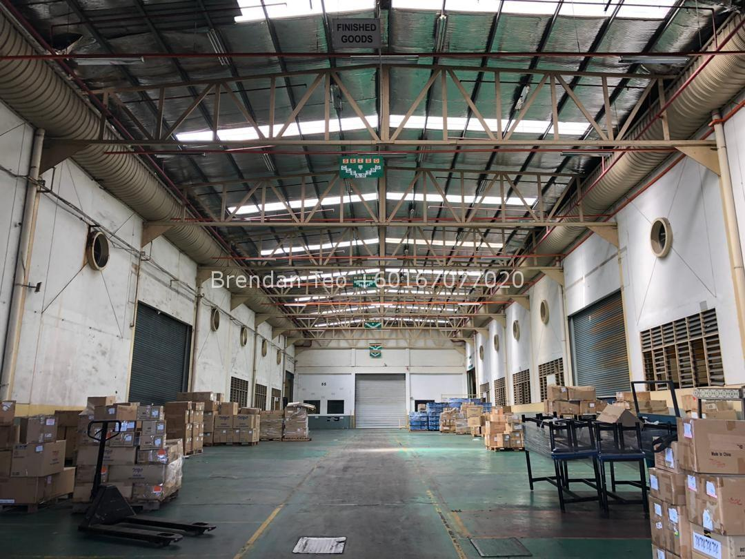 Johor Factory Malaysia Industry IMG-20200227-WA0016-1 Desa Cemerlang Medium Ind.Factory with HT Power and Overhead Crane For Sell (PTR156 B)