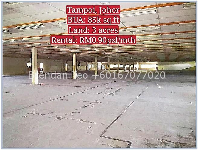 Johor Factory Malaysia Industry Screenshot_20200219-164541_Dropbox_mh1582102231520-1 BT - PTR 30 Factory for rent  (TAMPOI)