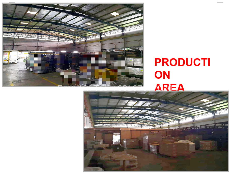 Johor Factory Malaysia Industry jc Freehold Medium Ind. Factory at Tebrau For Sell (JC - TEBRAU)