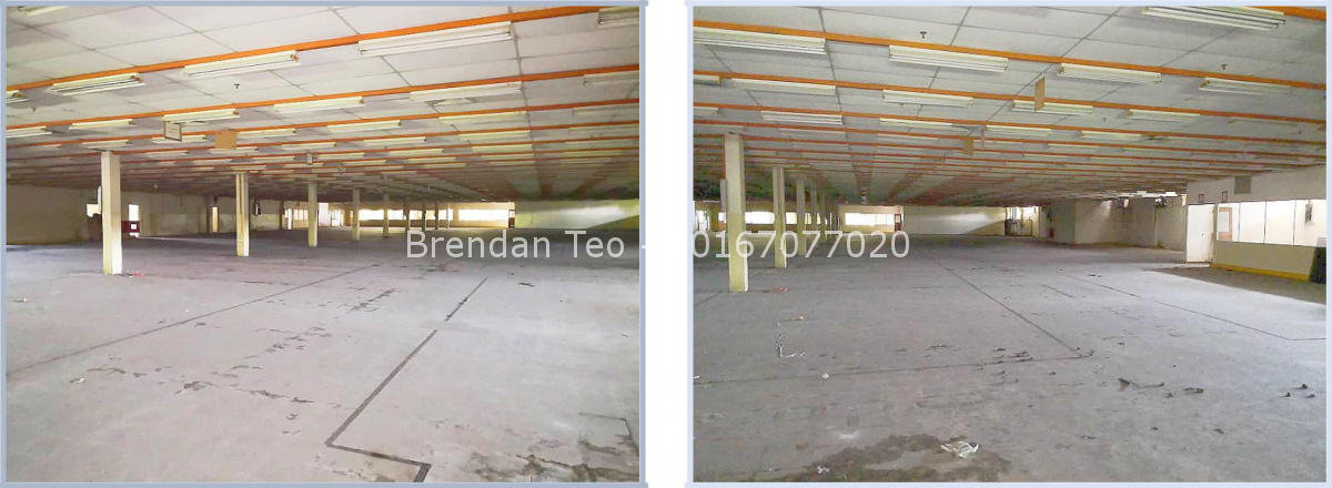 Johor Factory Malaysia Industry t1 BT - PTR 30 Factory for rent  (TAMPOI)