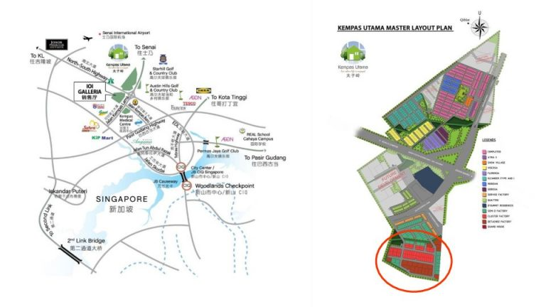 Johor Factory Malaysia Industry 27341_aee9dd50628b58dc8bce163bb1f494c36c52635e6fca7ae069ebe34a04bc41b8-1-768x432 Kempas Utama Industrial Park @ Johor Bahru