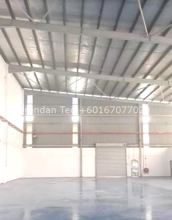 Johor Factory Malaysia Industry 3-3 PTR 172 - factory at tampoi for rent (12k bua) EXTERNAL