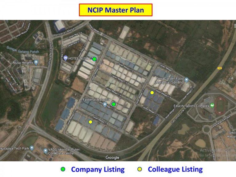 Johor Factory Malaysia Industry Nusa-Cemerlang-Industrial-Park-April-2020-07-768x576 Nusa Cemerlang Industrial Park - NCIP