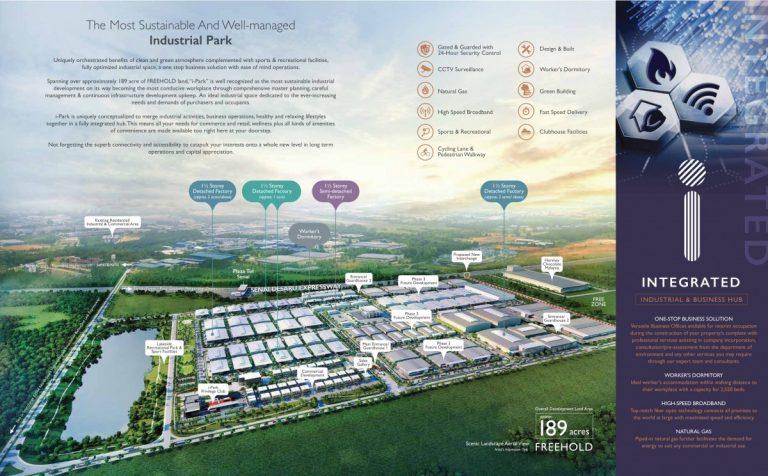 Johor Factory Malaysia Industry i-Park-SAC-e-brochure-04-768x476 i-Park @ Senai Airport City