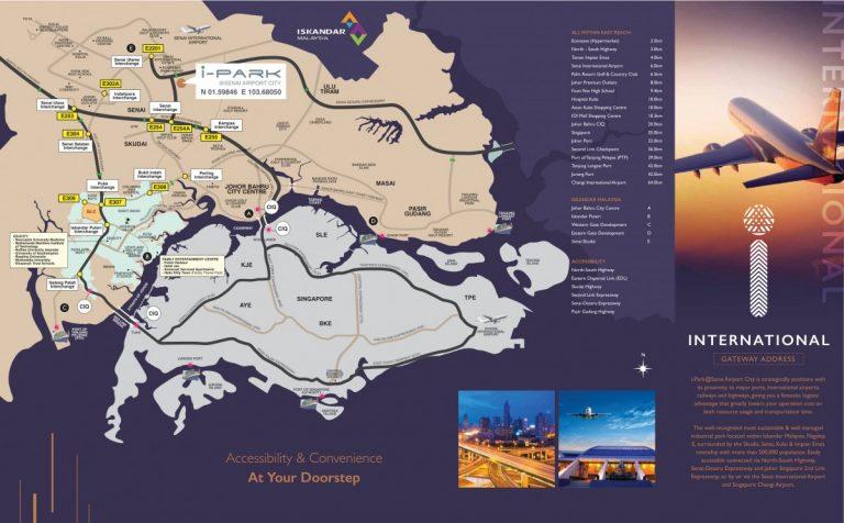 Johor Factory Malaysia Industry i-Park-SAC-e-brochure-05-768x476 i-Park @ Senai Airport City