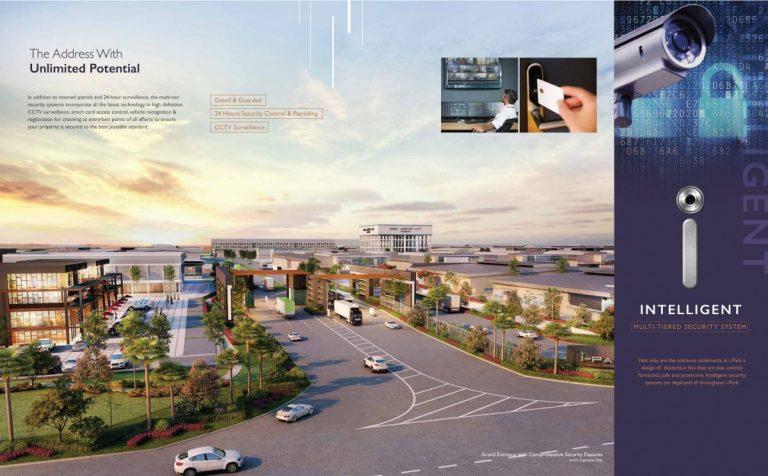 Johor Factory Malaysia Industry i-Park-SAC-e-brochure-06-768x476 i-Park @ Senai Airport City