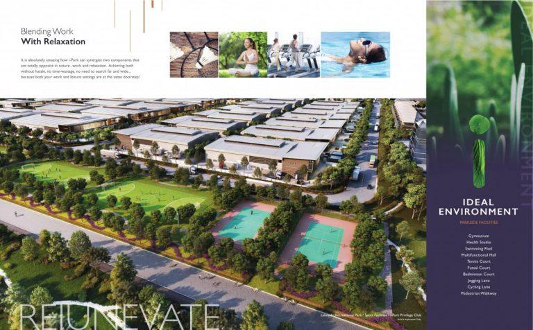 Johor Factory Malaysia Industry i-Park-SAC-e-brochure-08-768x476 i-Park @ Senai Airport City