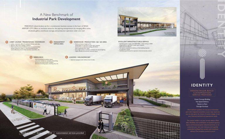Johor Factory Malaysia Industry i-Park-SAC-e-brochure-09-768x476 i-Park @ Senai Airport City