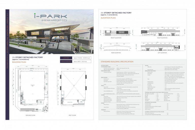 Johor Factory Malaysia Industry i-Park-SAC-e-brochure-14-768x514 i-Park @ Senai Airport City