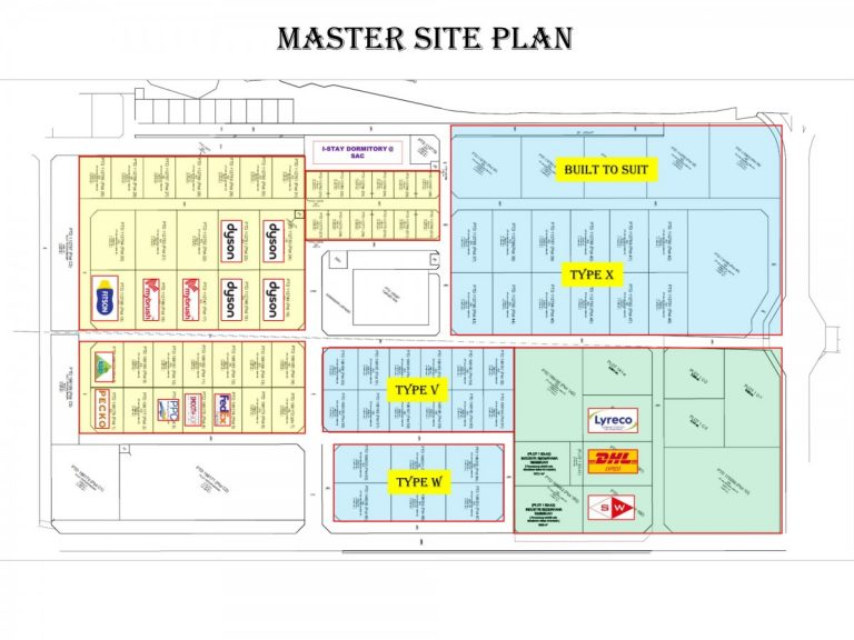 Johor Factory Malaysia Industry I-PARK-@-SAC-PHASE-3-GENERAL-FILE-1-03-768x576 i-Park @ Senai Airport City Industrial Resort