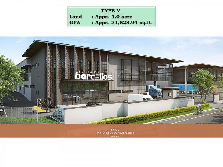 Johor Factory Malaysia Industry I-PARK-@-SAC-PHASE-3-GENERAL-FILE-1-05-768x576 i-Park @ Senai Airport City Industrial Resort