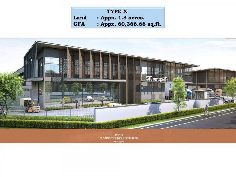 Johor Factory Malaysia Industry I-PARK-@-SAC-PHASE-3-GENERAL-FILE-1-17-768x576 i-Park @ Senai Airport City Industrial Resort