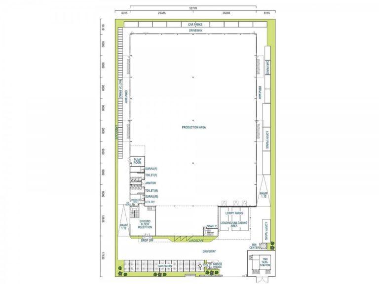 Johor Factory Malaysia Industry I-PARK-@-SAC-PHASE-3-GENERAL-FILE-1-18-768x576 i-Park @ Senai Airport City Industrial Resort